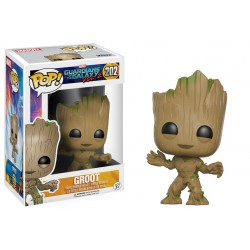 Young Groot Funko Pop Guardians of the Galaxy Vol. 2 Young Groot 202