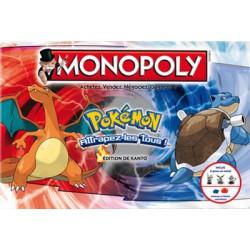 Monopoly Pokemon - Edition de Kanto (FR)