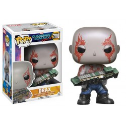 Drax Funko Pop Guardians of the Galaxy Vol. 2 Drax 200