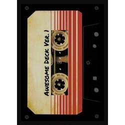 Pochettes Legion Cassette Mat (x50) - Awesome Deck Ver. 1