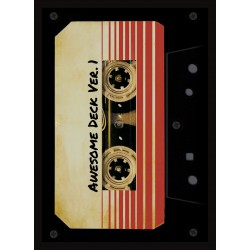 Legion Protège-cartes Mat : Cassette (x50)
