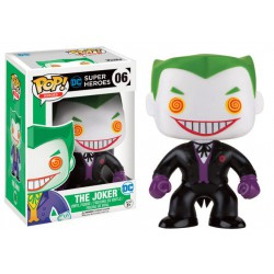 The Joker Black Suited Funko Pop DC Comics The Joker Black Suited Exclusive 06