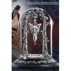Présentoir pour Pendentif Arwen Etoile du Soir - Le Seigneur Des Anneaux