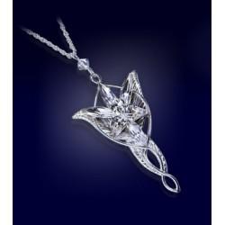 Pendentif Etoile du Soir (Evenstar) d'Arwen - Le Seigneur Des Anneaux
