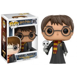 Harry Potter avec Edwige Funko Pop Harry Potter 31 Exclusive