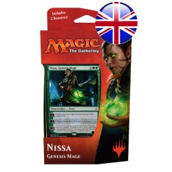 Planeswalker Deck Hour of Devastation Nissa, Genesis Mage (EN)