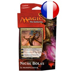 Deck de Planeswalker L'âge de la destruction Nicol Bolas, le manipulateur (FR)