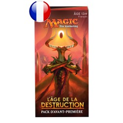 L'âge de la destruction Prerelease Pack (FR)