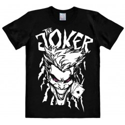 Joker Aces T-Shirt (Black)