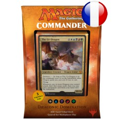 Commander 2016 Lot de 5 decks 4 couleurs (EN)