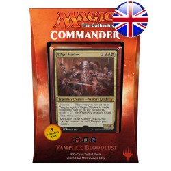 Commander 2017 Vampire Tribal Deck - Vampiric Bloodlust (Red/White/Black) (EN)