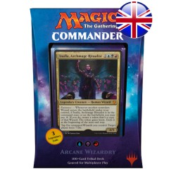 Commander 2017 Wizards Tribal Deck - Arcane Wizardry (Blue/Black/Red) (EN)