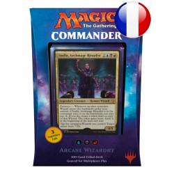 Deck Commander 2017 Tribu Sorciers - Sorcellerie mystique (Bleu/Noir/Rouge) (FR)