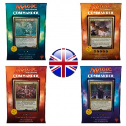 Commander 2017 Set of 4 Tribal Decks (EN)