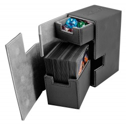 Flip'n'Tray Deck Case 80+ XenoSkin Ultimate Guard Deck Box