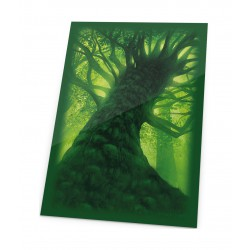 Forest Lands Edition Sleeves Ultimate Guard (x80)