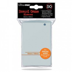 Protège-cartes Ultra Pro : Jeux de Société (7 Wonders) 65x100mm (x50)