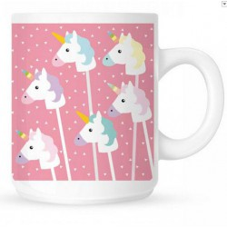 Unicorn Mug Unicorn Lollipops
