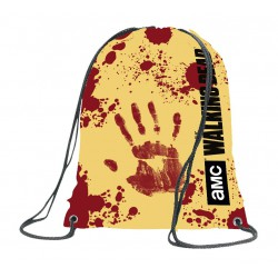 Walking Dead Sac de sport en toile logo