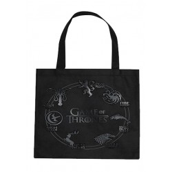 Le Trône de Fer Sac shopping Silver Sigil (Game of Thrones Shopping Bag)