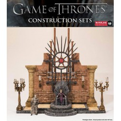 Iron Throne Room Construction Set Game of Thrones