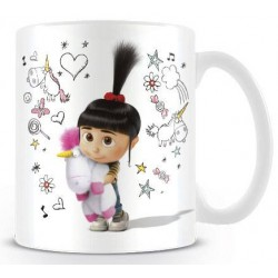 Unicorn Doodle Mug Despicable Me 3