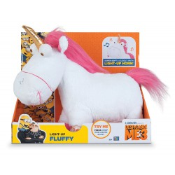 Unicorn Plush Figure with Sound and Light Up Despicable Me 3 (30 cm)