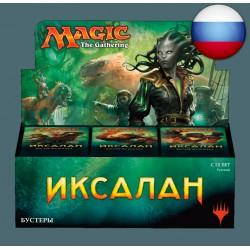Boîte de Boosters Ixalan en Russe (RU)