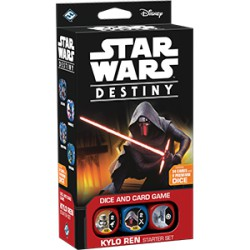 Kylo Ren Starter Set - Star Wars Destiny (EN)