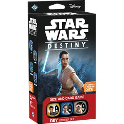 Rey Starter Set - Star Wars Destiny (EN)
