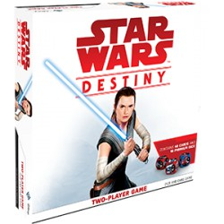 2-Player Game Star Wars Destiny (EN)