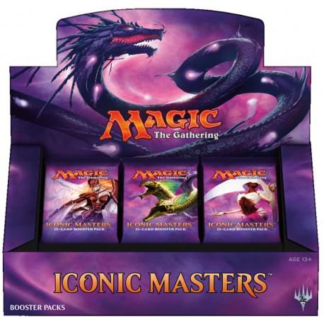 Iconic Masters Boîte de Boosters (EN)
