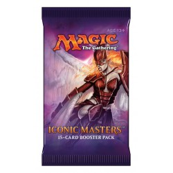 Booster Iconic Masters (EN)