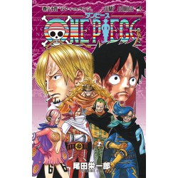 One Piece Tome 84 Luffy Versus Sanji (FR)