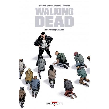 Walking Dead Tome 28 Vainqueurs (FR)