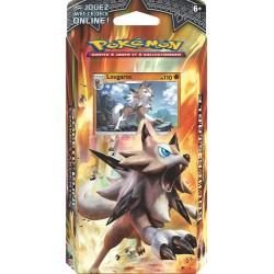 Deck à Thème Pokémon SM3 Ombres Ardentes - Lougaroc (FR)