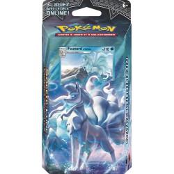 Deck à Thème Pokémon SM3 Ombres Ardentes - Feunard d'Alola (FR)