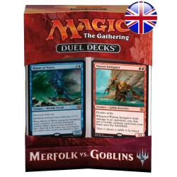 Duel Decks : Merfolk vs Goblins (EN)