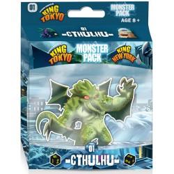 King of Tokyo - Monster Pack - Cthulhu (FR)