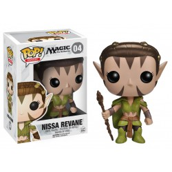 Nissa Revane Funko Pop Magic The Gathering Nissa Revane 04