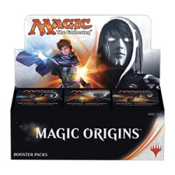 Magic Origins - Booster Display - English