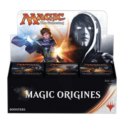 Magic Origines - Boite de Boosters - Français