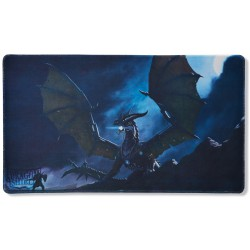 Orange Usaquin Dragon Shield Playmat