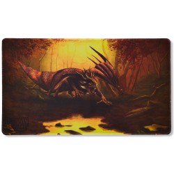 Umber Teranha Dragon Shield Playmat