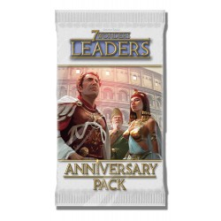 7 Wonders Leaders Anniversary Pack 4 (FR)