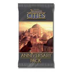 7 WondersCities Pack Anniversaire (FR)