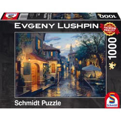 Puzzle Magical Evening - Evgeny Lushpin - 1000 pcs