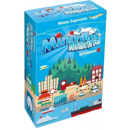 Minivilles Marina (FR)