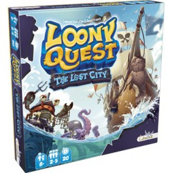 Loony Quest The Lost City (FR)