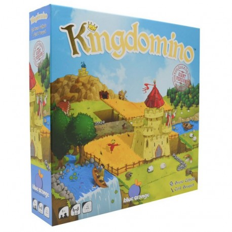 Kingdomino Giant (Multi)